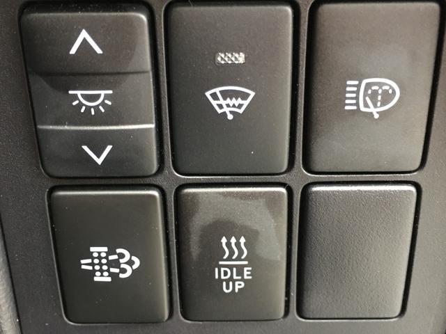 ◆ヘッドライトウォッシャー【ヘッドライトの汚れを落とすことができる便利なスイッチです。】