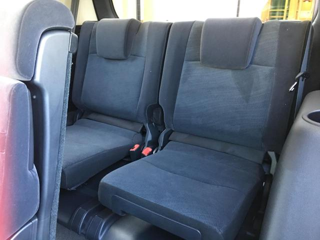 ◆ラッゲジスペース【サードシートを収納すれば荷物もたくさんのせる事が可能です。】
