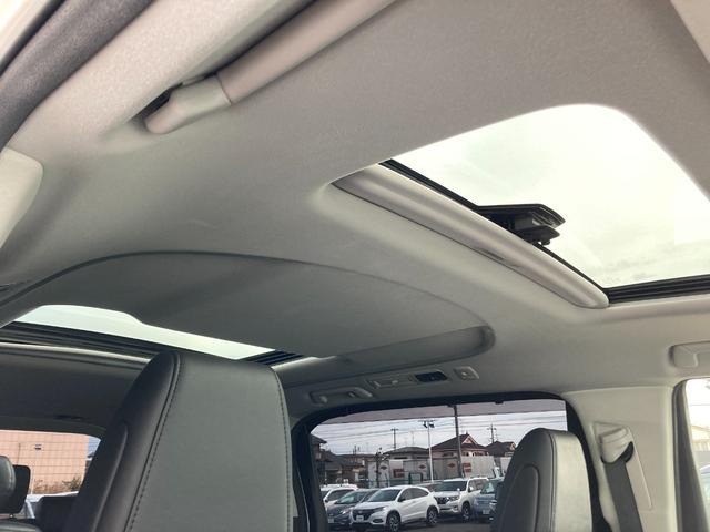 ◆ダブルサンルーフ【開放感溢れるダブルサンルーフ!!車内も明るくて快適です。】
