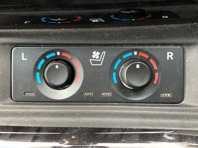 ◆シートヒーター、シートエアコン【暑い日、寒い日でもこの装備があれば快適に運転することが可能です!】
