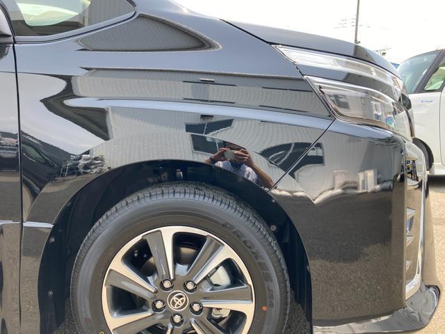 ZS 煌III 登録済未使用車 トヨタセーフティセンス プリクラッシュセーフティシステム レーンキープアシスト オートマッチクハイビーム 両側電動スライドドア スマートキー プッシュスタート ダブルオートエアコン(62枚目)