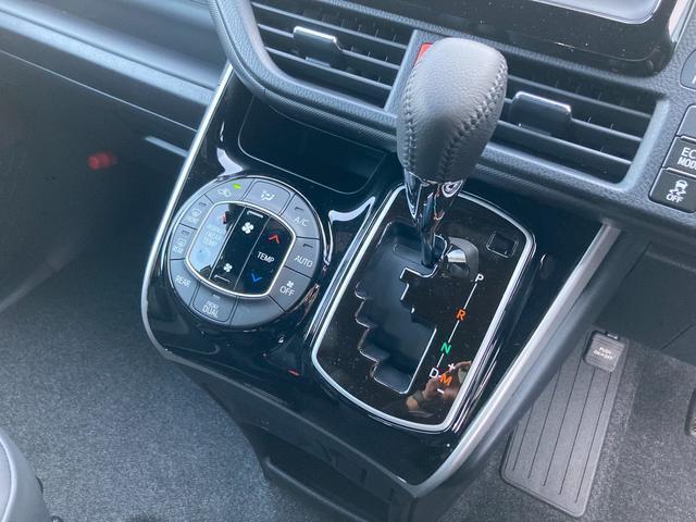 ◆MTモード付きAT◆左右分離型フルオートエアコン【運転席と助手席でそれぞれお好みの温度設定が可能で全席にも適切な空調をお届け致します。】◆ゲート式シフトレバー+本革巻きシフトノブ