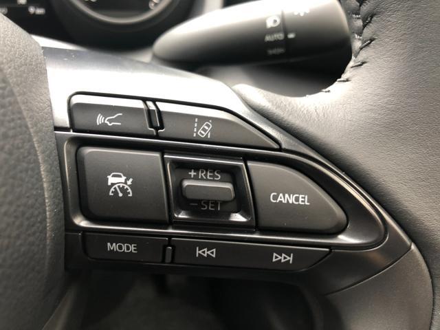 ◆レーダークルーズコントロール(全車速追従機能付)【アクセルを離しても前方の車に合わせて走行ができる装備です。】