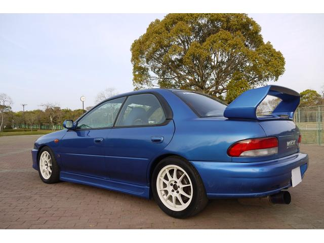 WRX 2000台限定車RASTiバージョンVI リミテッド(3枚目)