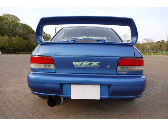 WRX 2000台限定車RASTiバージョンVI リミテッド(4枚目)
