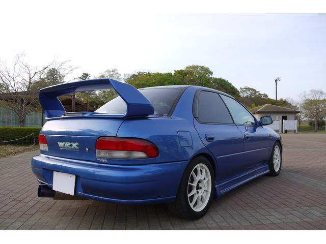 WRX 2000台限定車RASTiバージョンVI リミテッド(6枚目)