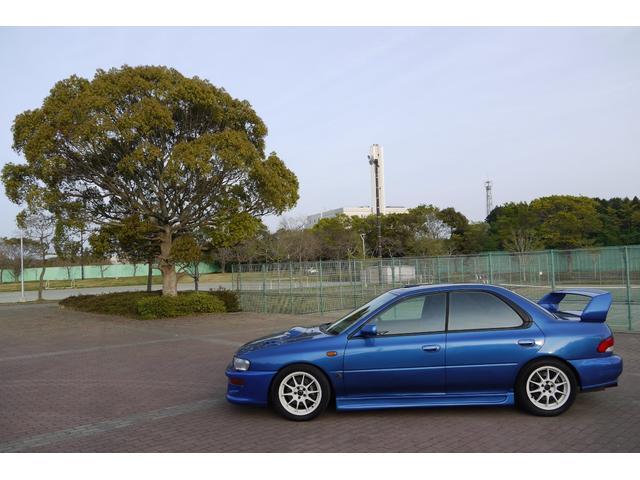 WRX 2000台限定車RASTiバージョンVI リミテッド(7枚目)