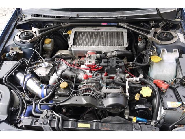 WRX 2000台限定車RASTiバージョンVI リミテッド(13枚目)