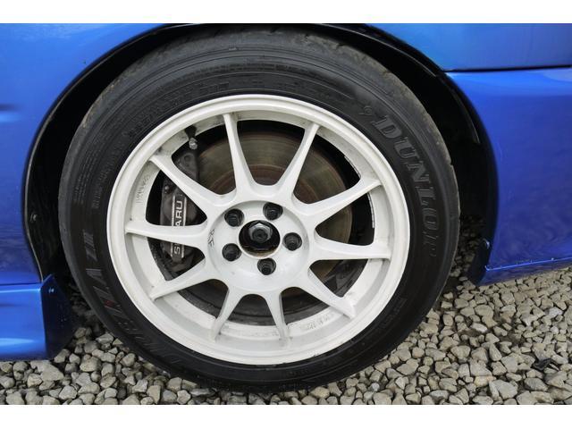 WRX 2000台限定車RASTiバージョンVI リミテッド(14枚目)