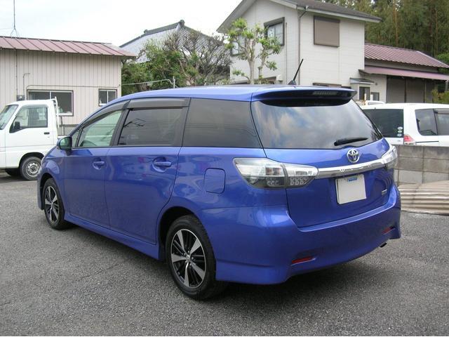 「トヨタ」「ウィッシュ」「ミニバン・ワンボックス」「千葉県」の中古車6