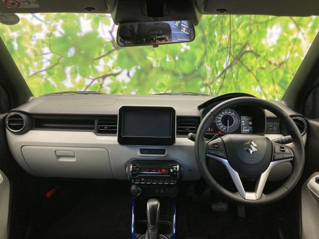 ハイブリッドMZ スズキセーフティサポート/ヘッドランプ LED/EBD付ABS/横滑り防止装置/アイドリングストップ/クルーズコントロール/エアバッグ 運転席/エアバッグ 助手席/パワーウインドウ/オートエアコン(4枚目)