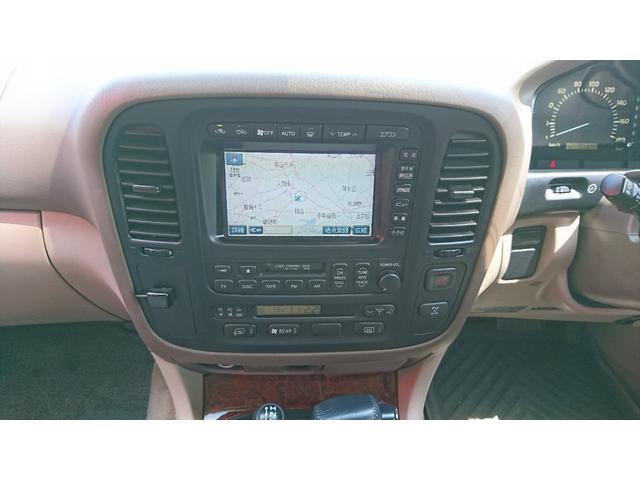 トヨタ ランドクルーザー100 VXリミテッド ワイドボディ公認 リフトアップ 社外マフラー