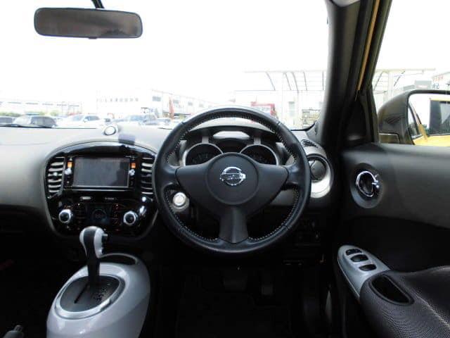 「日産」「ジューク」「SUV・クロカン」「福岡県」の中古車3
