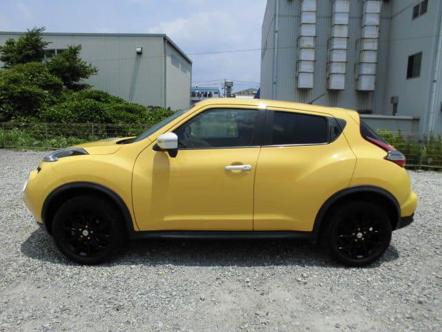 「日産」「ジューク」「SUV・クロカン」「福岡県」の中古車8