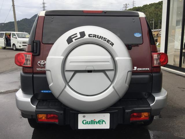 「トヨタ」「FJクルーザー」「SUV・クロカン」「兵庫県」の中古車21