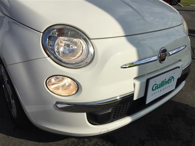 「フィアット」「500(チンクエチェント)」「コンパクトカー」「兵庫県」の中古車18