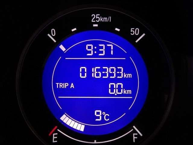 走行は16,393kmです☆