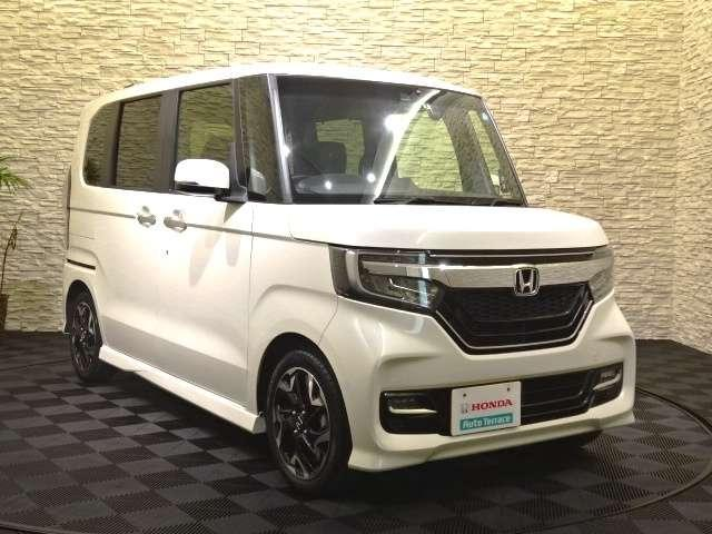 「ホンダ」「N-BOXカスタム」「コンパクトカー」「埼玉県」の中古車5