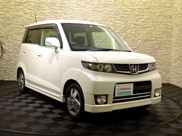 「ホンダ」「ゼストスパーク」「コンパクトカー」「埼玉県」の中古車5
