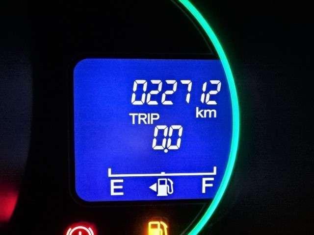 走行は22,712kmです♪