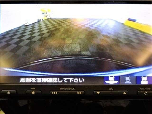 G・Aパッケージ 禁煙 純正インターナビ リアワイドカメラ(14枚目)