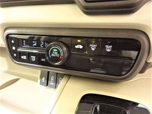 G・Lホンダセンシング 当社使用元レンタカー 禁煙 純正ナビ ETC 純正ドラレコ Bluetooth 衝突軽減ブレーキ VSA リアカメラ LEDヘッドライト クルコン スマートキー 純正アルミ 片側パワースライドドア(17枚目)