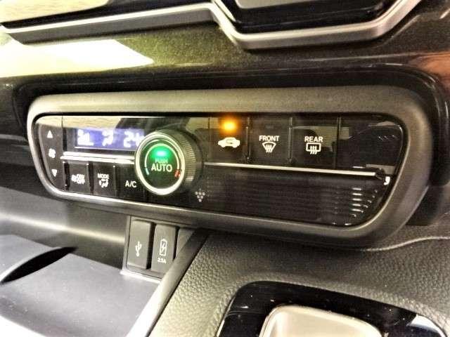 G・Lターボホンダセンシング 元レンタカー 純正ナビ 純正ドラレコ ETC Bluetooth 衝突軽減ブレーキ サイドエアバック VSA 両側PSD Rカメラ LED フォグライト パドルシフト クルコン スマートキー 純正AW(17枚目)