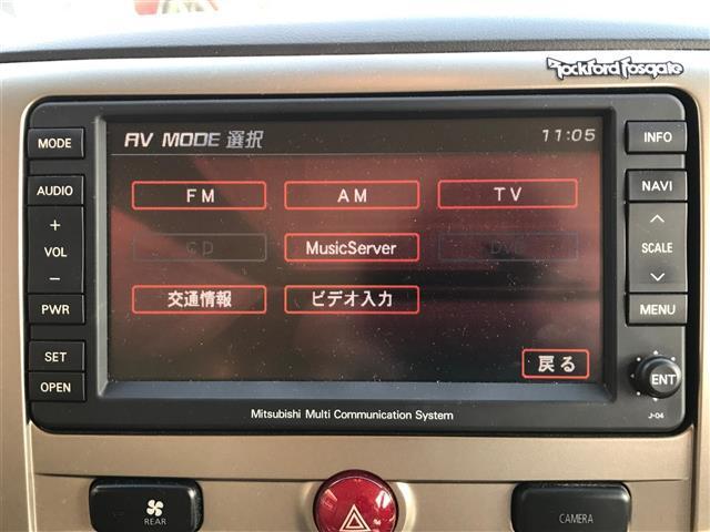 G-Premium4WDナビ両側パワースライドナビフルセグ(15枚目)