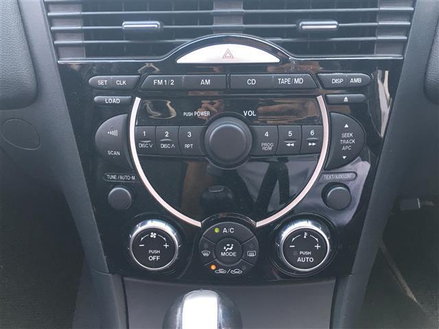 タイプE 黒革シート/HDDナビ/BOSEサウンド/クルーズコントロール/ETC/純正アルミホイール/パドルシフト/運転席パワーシート(6枚目)