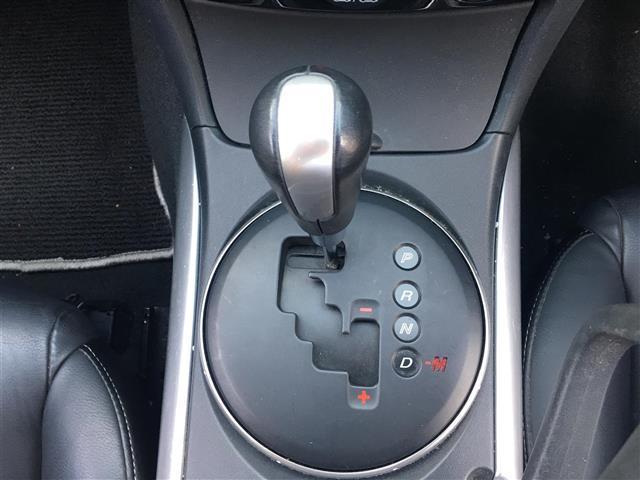 タイプE 黒革シート/HDDナビ/BOSEサウンド/クルーズコントロール/ETC/純正アルミホイール/パドルシフト/運転席パワーシート(7枚目)