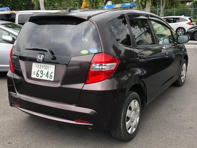 「ホンダ」「フィット」「コンパクトカー」「東京都」の中古車8