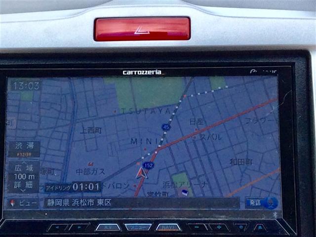 G エアロ 社外SDナビ 両側電動ドア フルセグTV(4枚目)
