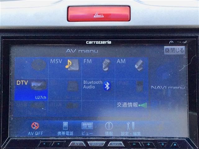 G エアロ 社外SDナビ 両側電動ドア フルセグTV(5枚目)
