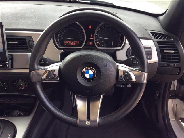 「BMW」「BMW Z4」「オープンカー」「静岡県」の中古車8