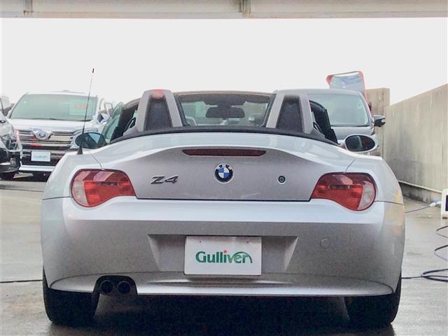 「BMW」「BMW Z4」「オープンカー」「静岡県」の中古車17