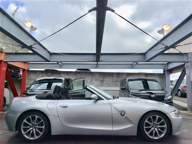 「BMW」「BMW Z4」「オープンカー」「静岡県」の中古車19