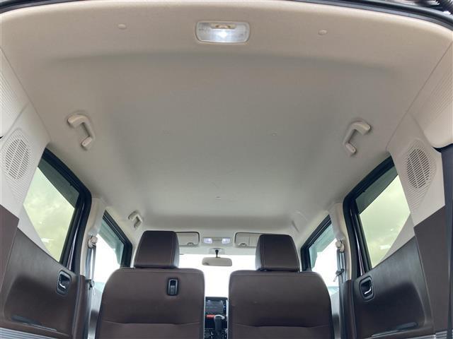 G ターボLインテリアカラーパッケージ ブラウンレザーシート インターナビ バックカメラ フルセグTV Bluetooth DVD ETC HIDライト クルーズコントロール 充電用USBソケット 電動パーキングブレーキ(21枚目)