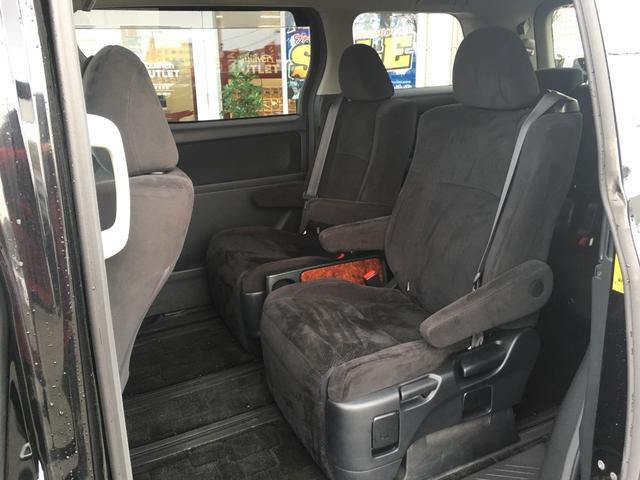 トヨタ ヴェルファイア 2.4Z プラチナセレクションII 4WD 寒冷地仕様 ナビ
