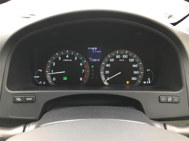 トヨタ クラウンマジェスタ i-Four 純正HDDナビ