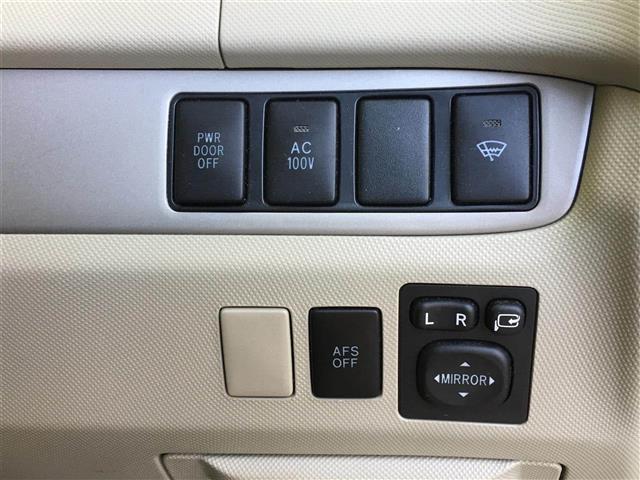X 4WD フルセグナビ バックカメラ 両後電動ドア(14枚目)