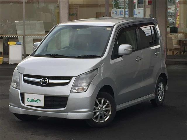 「マツダ」「AZ-ワゴン」「コンパクトカー」「北海道」の中古車4