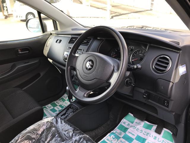 G 軽自動車 フロアAT エアコン AW13 4名乗り CD(15枚目)