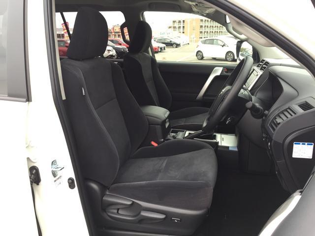 高さ調整可能な運転席のシート