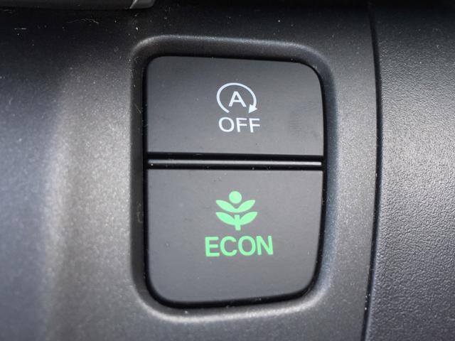 ★アイドリング合うトップ『停車時にブレーキを踏むことでエンジンを停止し、燃費向上や環境保護につなげるという機能です♪』 ★ECONモード