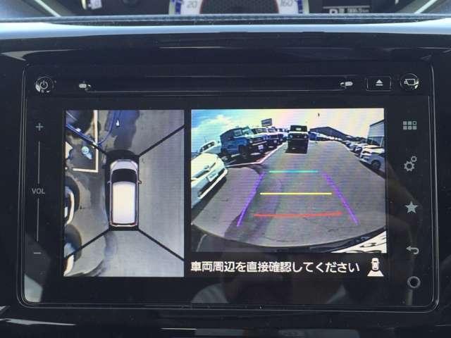 ハイブリッドMV 全方位カメラ ナビTV LEDライト(3枚目)