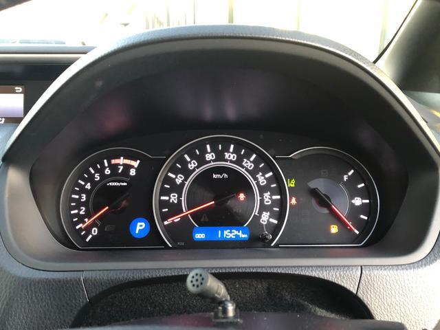 【スピードメーター】メーターまわりも鮮やかに照らし出され、デザイン、安全性ともにバッチリですね♪