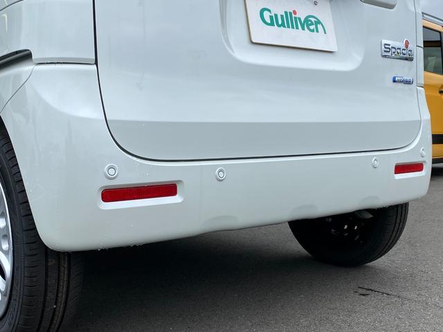 ハイブリッドG 届出済未使用車・セーフティサポート・両側スライドドア・クリアランスソナー・スマートキー(18枚目)