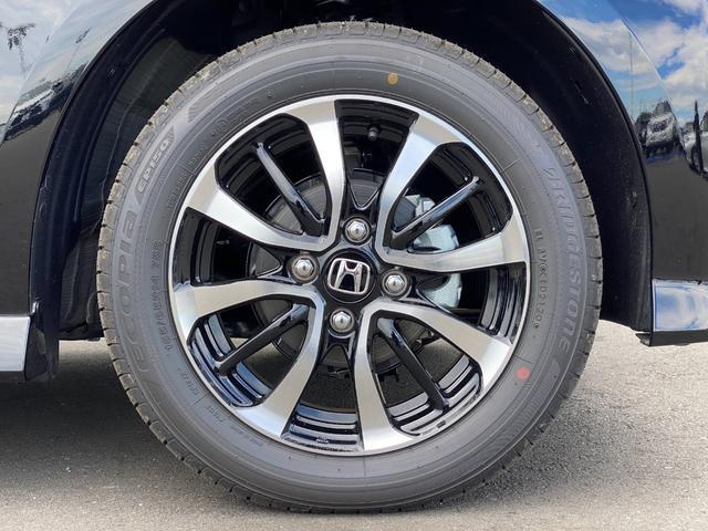G・Lホンダセンシング 届出済未使用車・ナビ装着用スペシャルパッケージ ETC車載器・両側パワースライドドア・レーダークルーズコントロール・LEDヘッドランプ・運転席 助手席シートヒーター・純正14インチアルミホイール(33枚目)