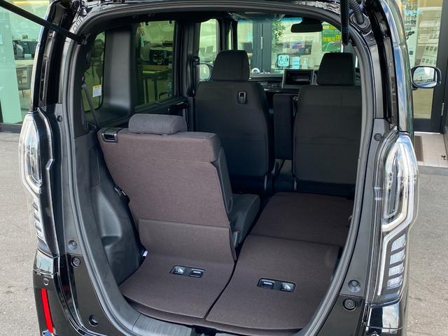 G・Lホンダセンシング 届出済未使用車・ナビ装着用スペシャルパッケージ ETC車載器・両側パワースライドドア・レーダークルーズコントロール・LEDヘッドランプ・運転席 助手席シートヒーター・純正14インチアルミホイール(57枚目)