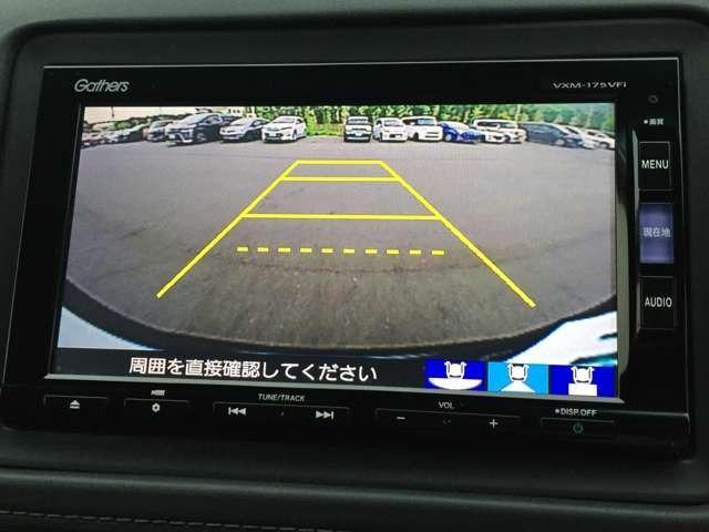 ハイブリッドZ・ホンダセンシング 純正SDナビ・バックカメラ・ルーフレール・シートヒーター・ドライブレコーダー・ETC・クルーズコントロール・衝突軽減・車線逸脱警報・パドルシフト・HDMI・純正フロアマット・フロントウィンドウ熱線(5枚目)